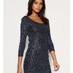 Party dresses under £100: Vera Moda glitter sparkle disco dress