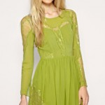 Party dresses over £250: Whistles Rosalind dress