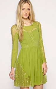 Whistles Rosalind dress