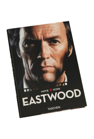 Gifts under £50 for him: Clint Eastwood Movie Icon book