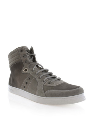 Luxury gifts for him: Gucci high top trainers