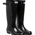 Gifts under £100 for her: Hunter glossy wellington boots