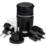 Gifts under £50 for him: Jaeger travel adaptor