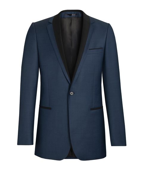 Luxury gifts for him: Jaeger shadow shawl jacket