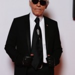 Karl Lagerfeld names his successor