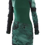 Party dresses over £250: Emilio de la Morena fitted print dress