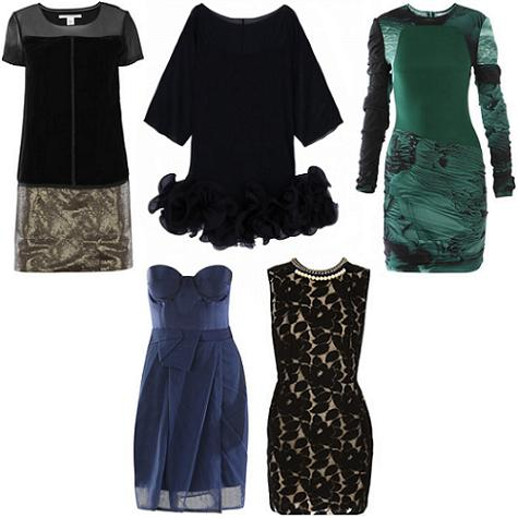 Top 5 party dresses over £250