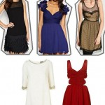 Top 5 party dresses under £100