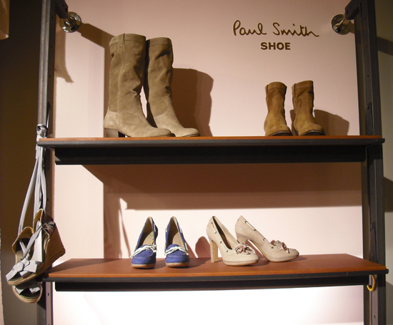 In store for SS11: Paul Smith