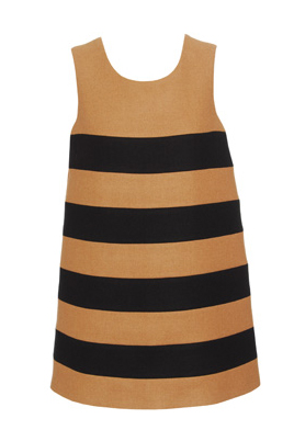 Party dresses over £250: Stella McCartney striped shift dress