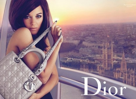 First look: Dior Lady Grey London
