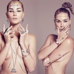 See Erin Wasson model her latest Low Luv jewellery
