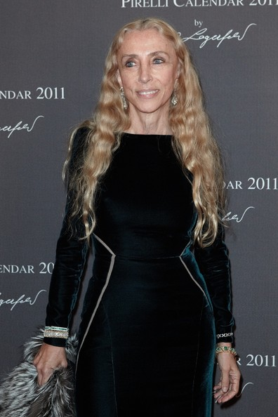 What it means to be editor in chief, according to Franca Sozzani
