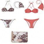 Mulberry launches beachwear
