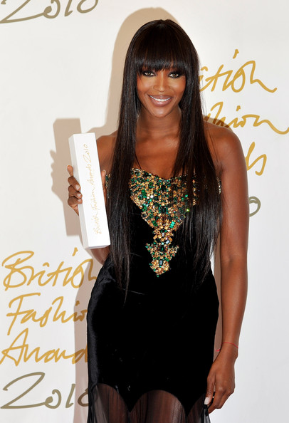 Watch Naomi Campbell's Special Recognition speech