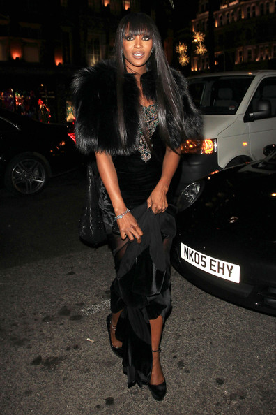 British Fashion Awards 2010: what they wore
