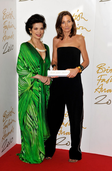 Who won what at the British Fashion Awards 2010