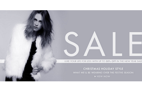 Up to 50% off in my-wardrobe's Christmas sale!
