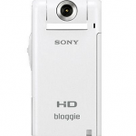 Luxury gifts for him: Sony Bloggie camcorder
