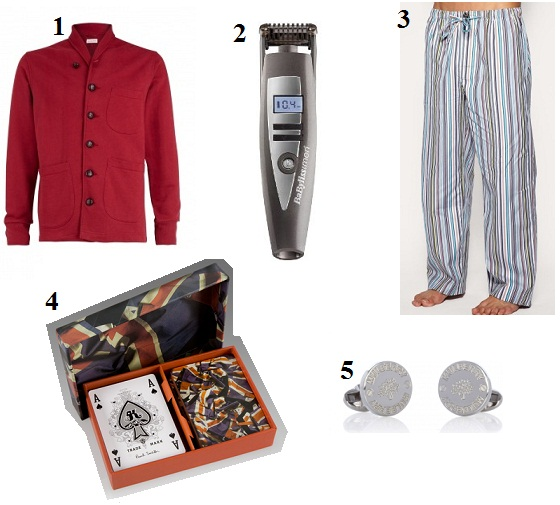Top 5 gifts under £100 for him