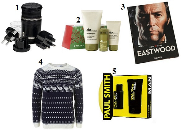 Top 5 gifts under £50 for him