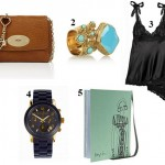 Top 5 luxury gifts for her