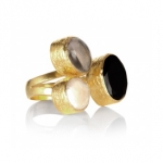 Last minute gifts for her: Aamaya by Priyanka Onyx ring