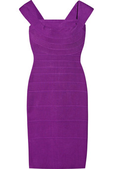 Steep vs Cheap: purple party dresses