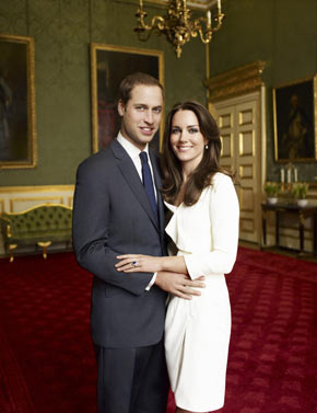 Kate Middleton in Reiss