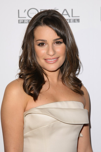 Get the beauty look: Lea Michele