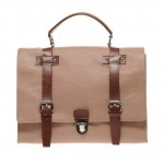 Lunchtime buy: ASOS leather buckle satchel