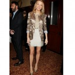 Blake Lively in Prabal Gurung