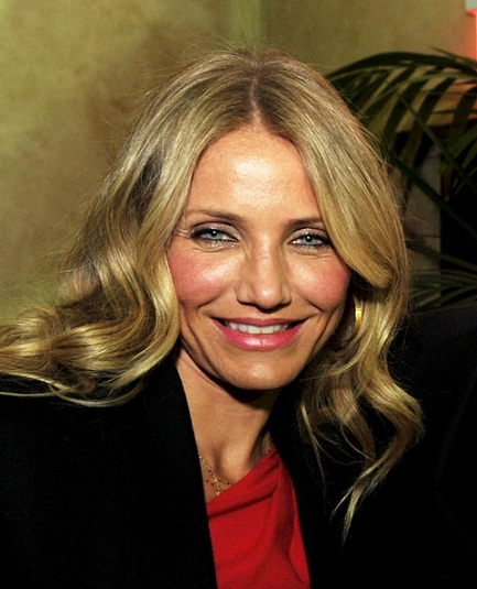 Get the beauty look: Cameron Diaz