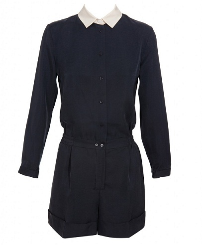 Lunchtime buy: Carven playsuit with collar