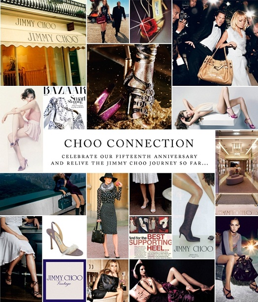 Jimmy Choo launches new interactive features on its website