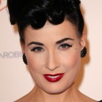 Dita Von Teese makes TV debut on CSI