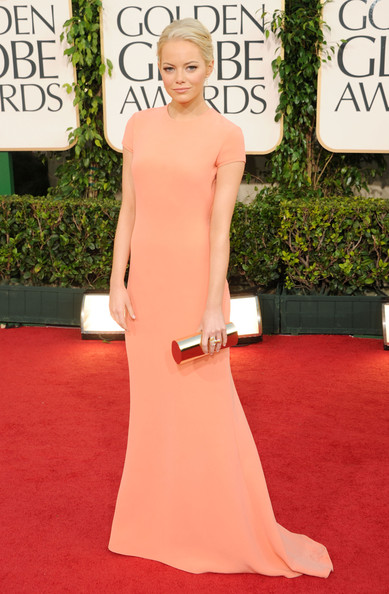 Get the Golden Globe look: Emma Stone