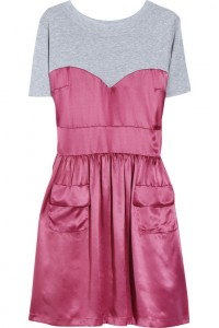 Lunchtime buy: Irwin & Jordan silk-satin dress