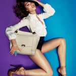 Crystal Renn for Jimmy Choo SS11