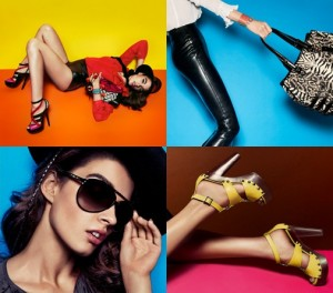 Jimmy Choo SS11 campaign