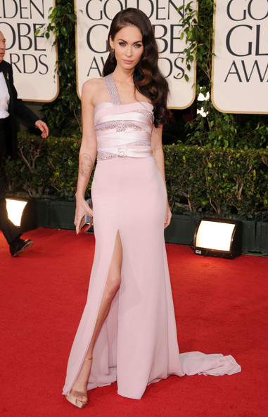 Get the Golden Globe look: Megan Fox