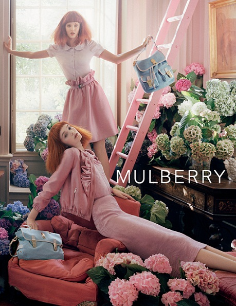 Mulberry's SS11 campaign