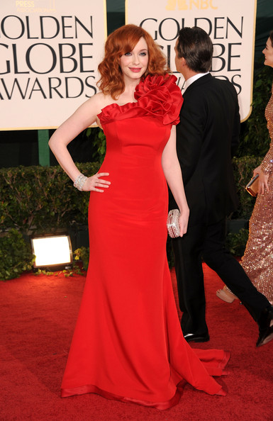 Golden Globes 2011: best dressed