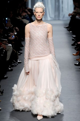 Paris Couture Week part 1: Dior, Armani Prive and Chanel