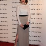 Claire Foy in Yigal Azrouel