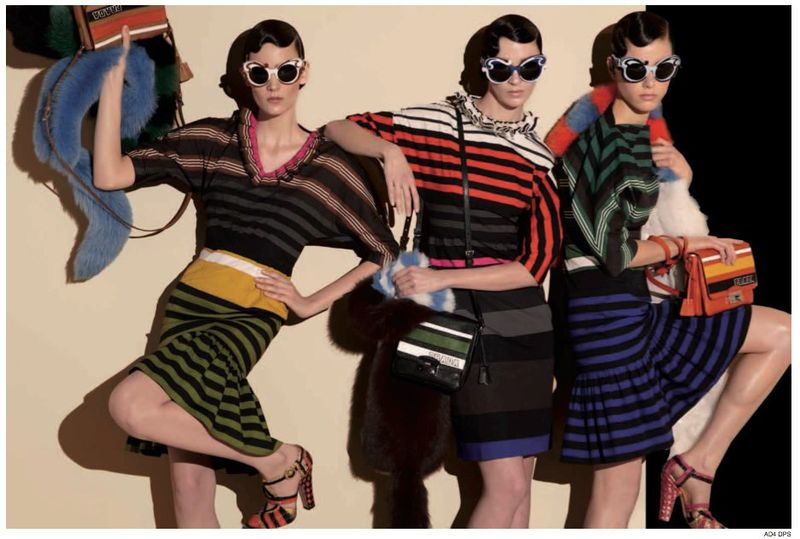 First Look: Prada's SS11 video campaign