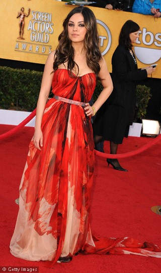Best Dressed: SAG Awards 2011