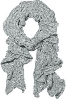 Lunchtime buy: Diane Von Furstenberg ruffled scarf