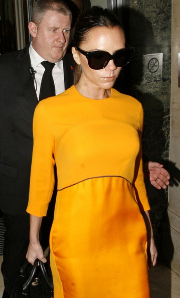 First look: Victoria Beckham's spring Sunglasses