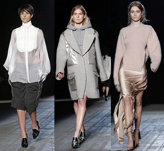 Alex Wang 1 New York Fashion Week: Alexander Wang, Victoria Beckham and DVF